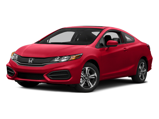 2014 HONDA CIVIC COUPE