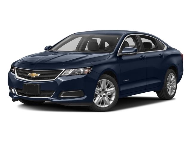 2017 CHEVROLET IMPALA