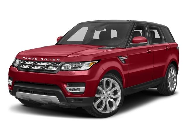 2017 Land Rover Range Rover Sport