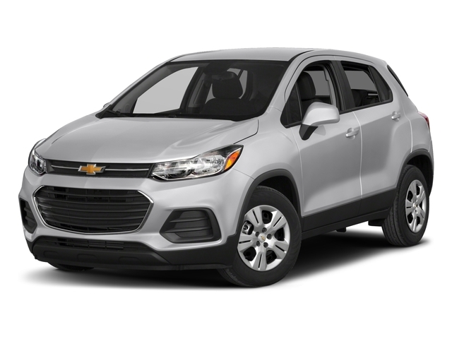 2018 Chevrolet Trax Prices Trims Options Specs Photos